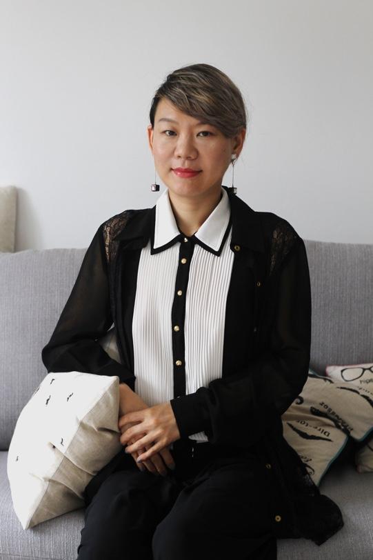 Aowen Kitaika Jin - London-based British Chinese Artist
