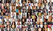 金翱文作为世界100位杰出女性参加第二届BBC'全球百位杰出女性计划'座谈会
