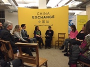 Aowen discusses censorship at China Exchange