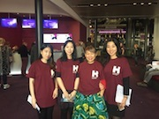 Hippodrome Chinese Volunteers Programme