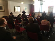 In Aowen's Story Telling Conference workshop, high profile local British Chinese people talked about their successes