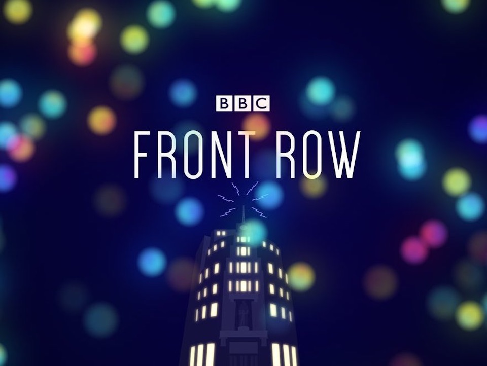 Discussing contemporay Chinese art on BBC Front Row